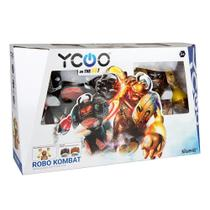 Robô Kombat Vikings DTC 5221 (288927) -