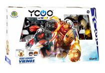 Robo kombat vikings - silverlit - dtc - 5221 - Dtc Toys