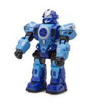 Robô Lançador De Dardos Com Controle Remoto Polibrinq 9032 -