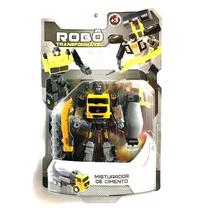 Robo Transformavel 1775 Buba -