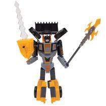 Robô Transformável Carregadeira Frontal - Buba -