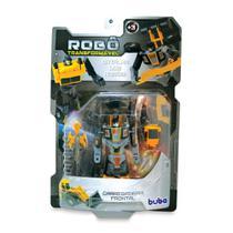 Robô Transformável - Carregadeira Frontal - Buba -