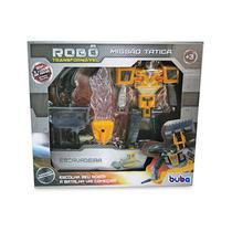 Robo Transformavel Missao Tatica 9509 Buba -