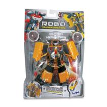 Robô Transformável - Super Máquinas 2091-1 - Buba -