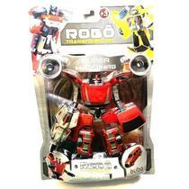 Robo Transformavel Super Maquinas 2091 Buba -