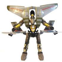 Robô Transformável Super Missão Jato 1782 - Buba -