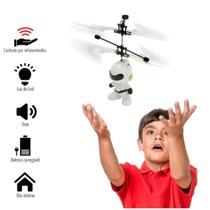 Robô Voador com Movimento Quadricópteros - Polibrinq -