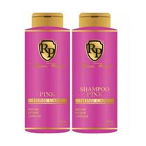 Robson Peluquero RP Kit Matizador Pink Shampoo + Máscara 300ml - Senscience