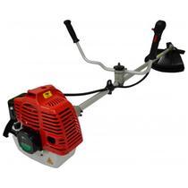 Roçadeira A Combustão 51,7 Cc Motor 2 Tempos Cg-550 Garthen -