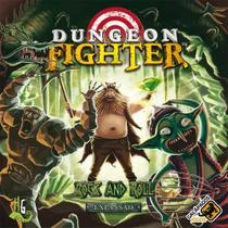 Rock and Roll - Expansao Dungeon Fighter - Galapagos jogos 2016
