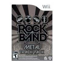 Rock Band: Metal Track Pack - Wii - Nintendo