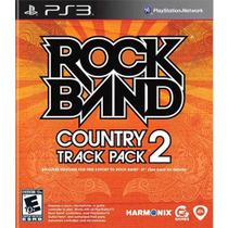 Rock Band Track Pack Country 2 - PS3 - Ea