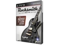 Rocksmith 2014: All New Edition para PS3 - Ubisoft