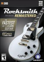 Rocksmith 2014 Remastered C/ Cabo - Pc - Ubisoft