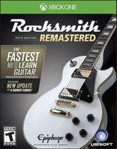 Rocksmith 2014 Remastered C/ Cabo - Xbox One - Ubisoft