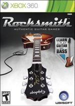 Rocksmith Guitar and Bass Somente jogo Xbox 360 - Ubisoft