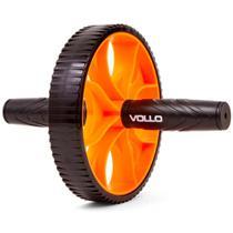 Roda Abdominal Para Exercicios Treino Funcional Vollo -