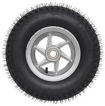 Roda Aro 8 De Aluminio Pneu 4.80/4.00 8 6 Lonas - Mademil