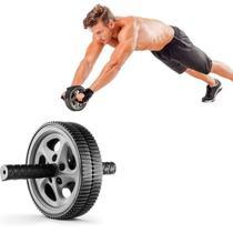 Roda De Exercício Abdominal Treino Em Casa Academia Músculo - Hlf