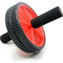 Roda de Exercícios Exercise Wheels Vermelha - LIVEUP LS3160V -