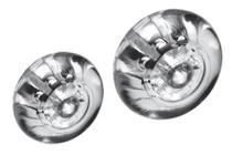 Roda de gel cristal 50mm  - Worker -