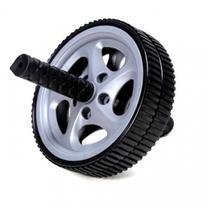 Roda Exercícios Abdominal E Lombar - Exercise Wheel  - Liveup -