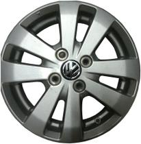 Roda jc wheels volkswagen gol aro 14x4,5 4x100 pn et45 cb57.1 844 - Jc-wheels