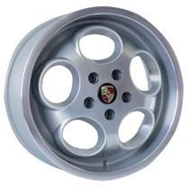 Roda M6 Aro 17x6 5x112 Prata Diamantada KR -