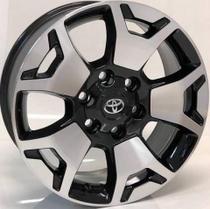 Roda Nova Hilux BRW 1400 Aro 17 6x139,7 Jogo -