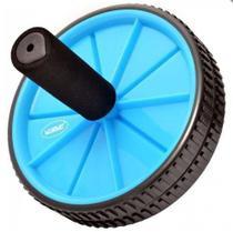 Roda Para Exercício Abdominal Lombar Exercise Whell - Liveup -