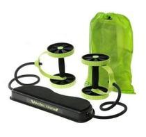 Roda Para Exercício Abdominal Revoflex Xtreme Exercise Whell - B2T