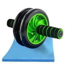 Roda para exercícios abdominais e lombar desmontável CBRN03716 - Adventure Brasil