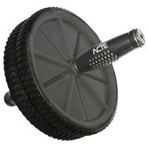 Roda Para Exercícios Acte T14 Plástico 14cm Preto -