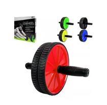 Roda para treino abdominal abwheel - Mb Fit