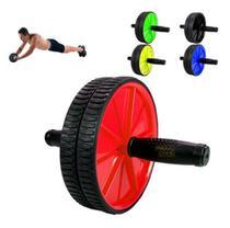 Roda Para Treino de Abdominal Aparelho Fitness - Mb Fit