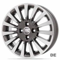 Roda Punto Scorro S190 Aro 13 4x98   Jogo -