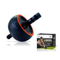 Roda Rolinho De Exercícios Treino Abdominal Aparelho Fitness - Mbfit