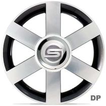 Roda Scorro S181 Aro 15 4x100/108 Multi Furos Jogo OFERTA -