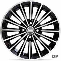 Roda Scorro S195  Aro 15 4x100   Jogo -