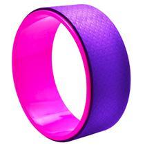 Roda Wheel para Exercícios Pilates e Yoga Supermedy -