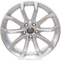 Roda Zeus (R1854) Audi A4 S-Line Aro 18x8 Prata 5x112 ET40 - Zetta