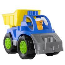 Rodadinhos blocks truck calesita 878 - Tateti