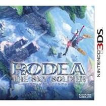 Rodea the sky soldier - 3ds - Nintendo