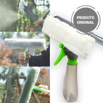 Rodo Limpa e Seca Vidros Mop 3 em 1 Spray com Reservatório 250ml Multifuncional - Clink -