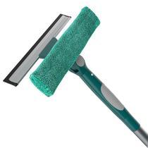 Rodo Limpa Vidros Extensível Refil Microfibra Flash Limp -