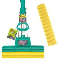 Rodo Mágico Mop de 27 Cm Sekito Super Absorvente Limpa Seca Varre - Bettanin - Vendasshop utensilios de limpeza