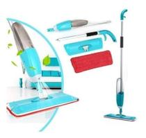 Rodo Mágico Mop Spray Refil Microfibra Com Reservatório limpa piso limpeza - 123 Útil