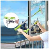 Rodo para janelas com cabo dobrável - Mega Variedades