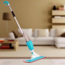 Rodo Vassoura Mágica Esfregão Mop Spray Microfibra - Não Informado
