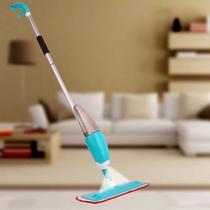 Rodo Vassoura Mágica Esfregão Mop Spray Microfibra -